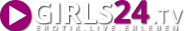 www.girls24.tv Logo