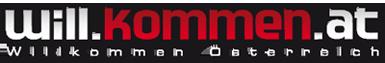 will.kommen.at Logo